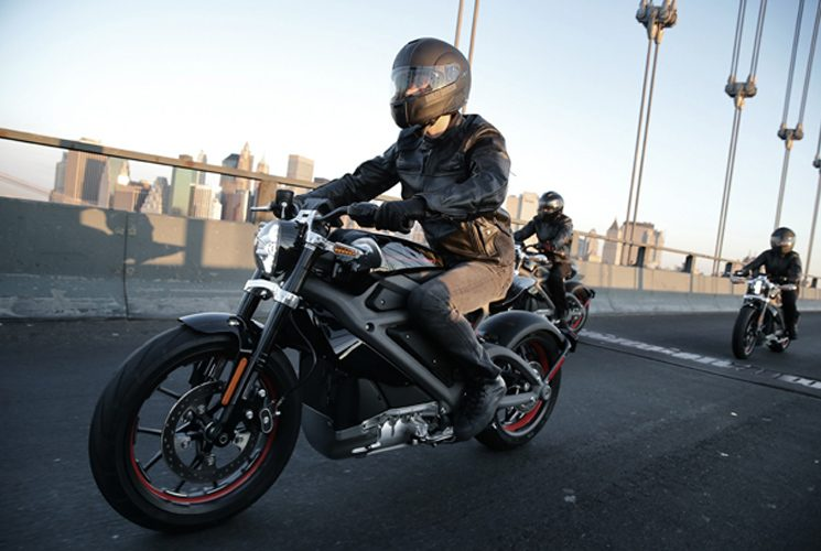 Harley-Davidson® invests in electric motorcycles