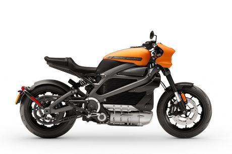 2020 Harley-Davidson® Electric Livewire®