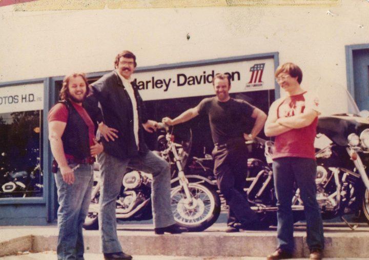 45 ans pour Léo Harley-Davidson