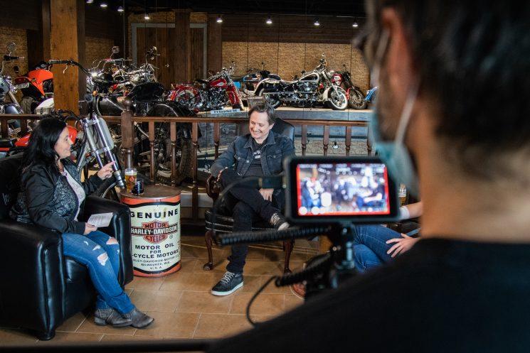 On jase moto, la nouvelle web série à voir!