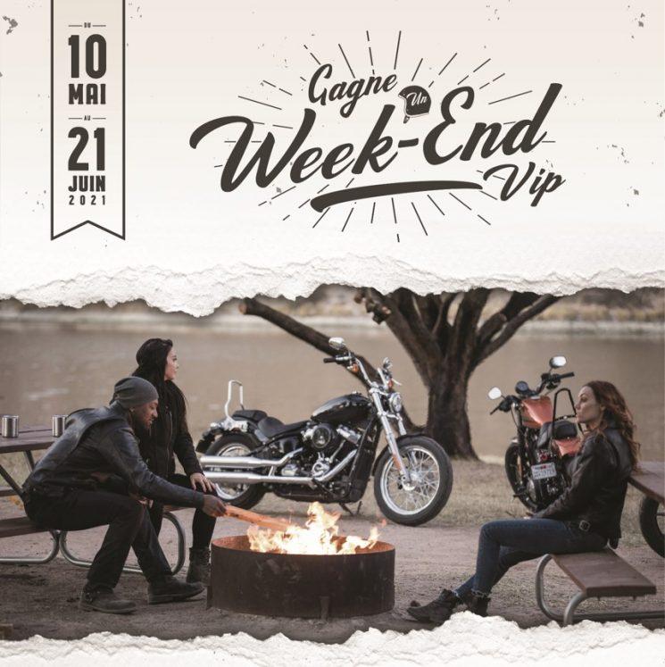 Gagne un week-end VIP – Brasseur de MTL / Léo Harley-Davidson